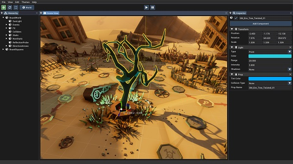 With the workshop, players can show their creativity in Pummel Party 2